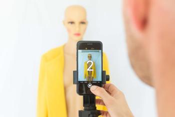 Modefotografie mit Schaufensterpuppe