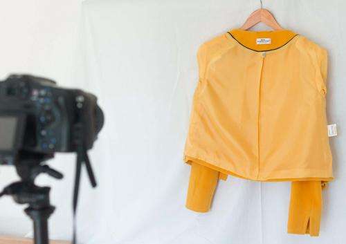Detailbild für Hollow-Man Montage in der Modefotografie